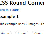 5 Different Tutorials For Creating Dynamic CSS Rounded Corners Link Buttons