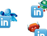Free Robotic Social Media Icons Set Released