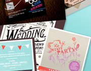 35 Creative Postcard Invitation Designs for Inspiration