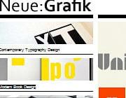 NeueGrafik: A Free Modern WordPress Theme