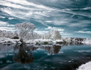 30 Breathtaking Infrared Photos