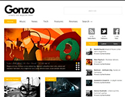 70 of the Best Free and Premium WordPress Themes from May 2012