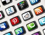 Freebies: Television Social Media Icons Set