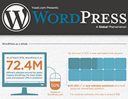 20+ High Quality WordPress Infographics and Cheat sheets