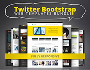 10 Quality Bootstrap Responsive Web Tempates by Flashmint for $19