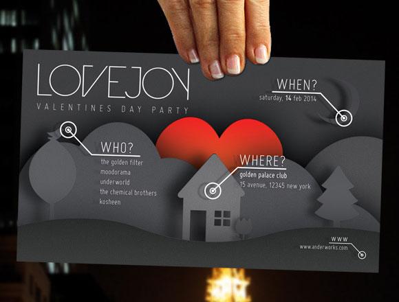 Lovejoy Música y eventos Flyer
