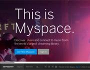 Website Deconstruction: Myspace.com