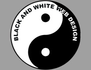 The Yin and Yang of Web Design: Pure Black & White