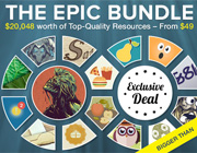 "Inky Deals Giveaway: 11"" MacBook Air & Design Resources worth $200,480"