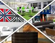 Top 8 Trends in Office Interior Design