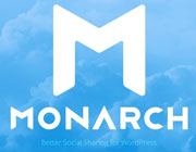 Social Media Plugin of The Future: Monarch