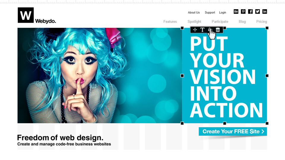 Webydo: The Center Of Your Web Design Empire