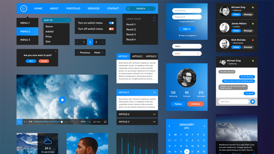 New Web Design and Development Resources: #5 March Edition