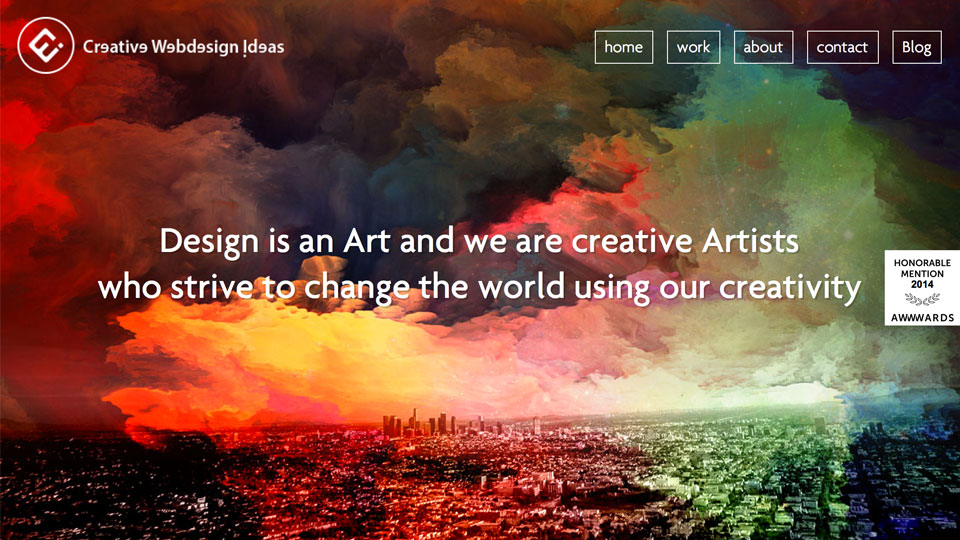 A Lavish Art Medium – Great Examples of Watercolor-esque Website Design