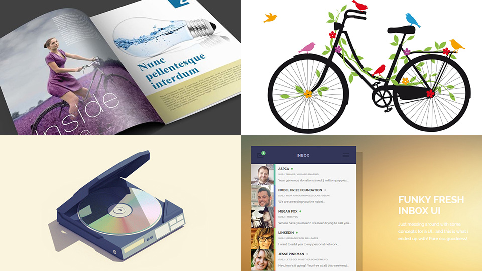 New Web Design and Development Resources: #7 May Edition