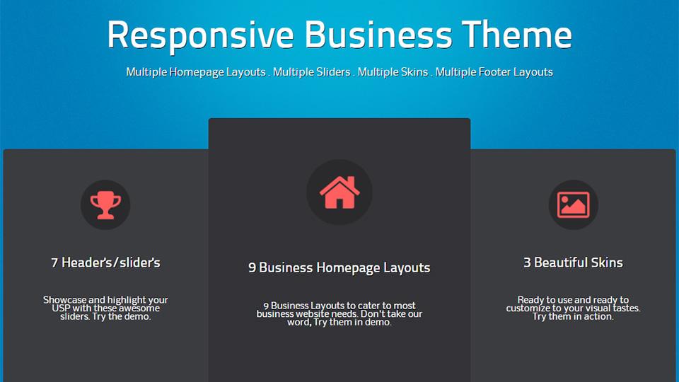WordPress Theme Giveaway: 4 Copies of Responsive WordPress Business Theme Pro