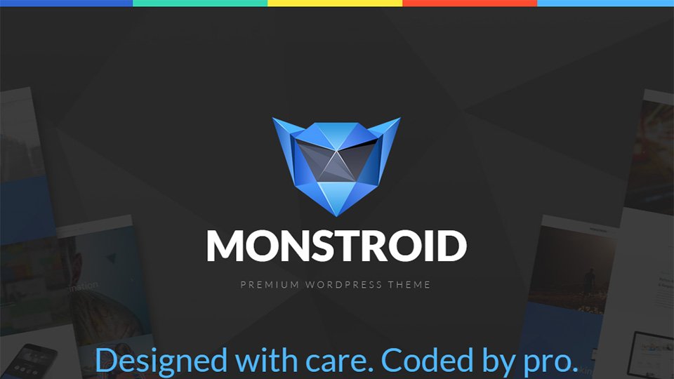 Monstroid - Ultimate Multipurpose Theme for WordPress Enthusiasts and Experts
