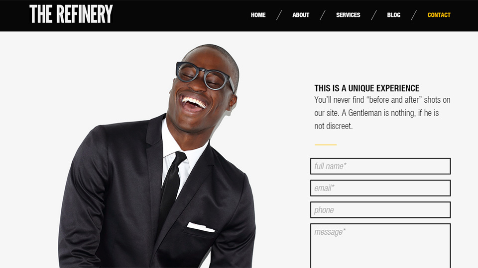 Emotions in Website Design – Fresh Examples
