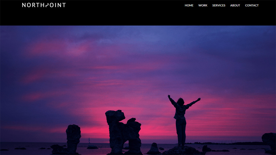 The Powerful Energy of Websites with Night Landscapes