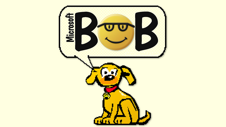 What Microsoft Bob Taught Web Designers