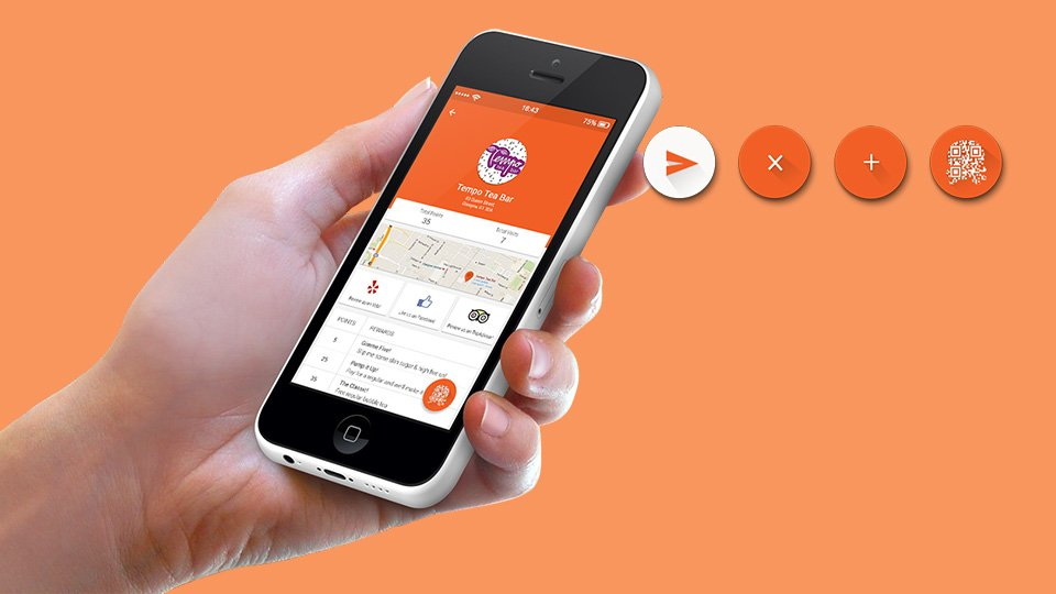 The Floating Action Button – An Upcoming Popular Design Trend
