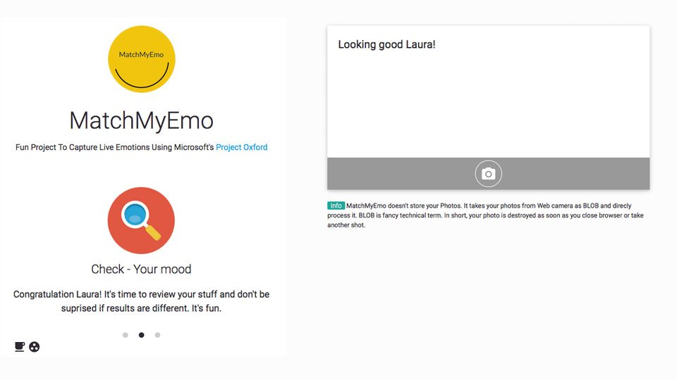 Build Live Emotions Capture App Using Emotions API (Part II)