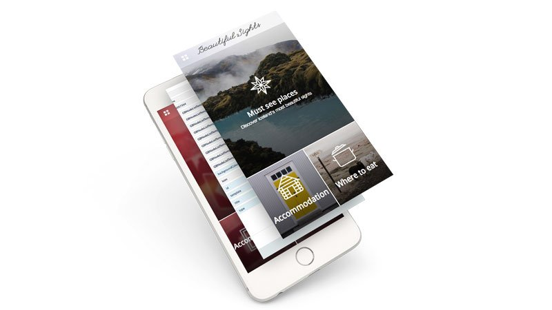 Custom Mobile Design with the GoodBarber App Builder