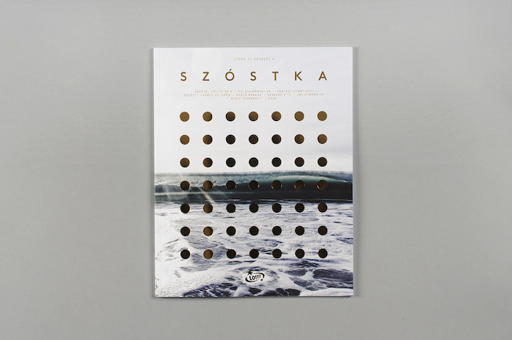 Szostka Magazine Cover