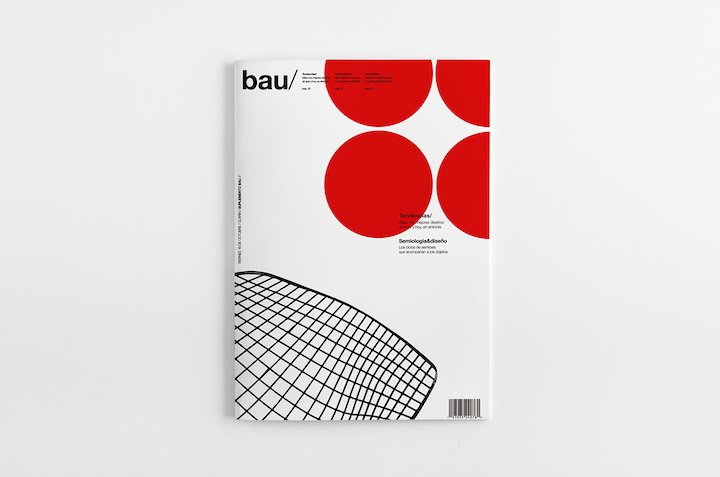 Bau Magazine Cover