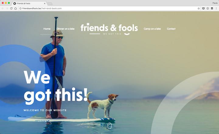 Friends & Fools