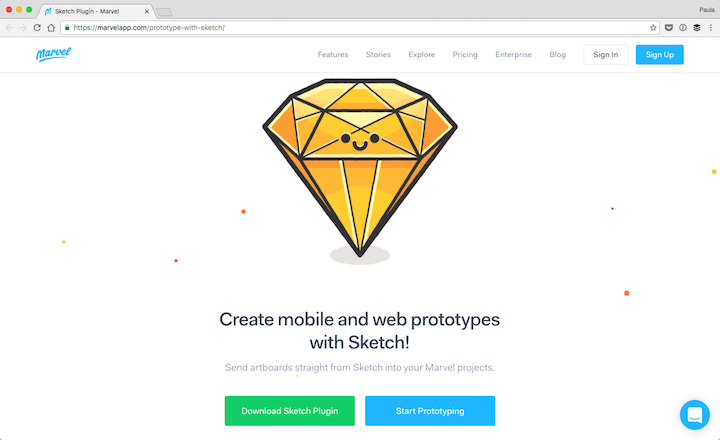Marvel Sketch Plugin