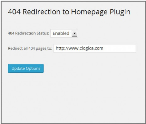 404 redirect to homepage plugin