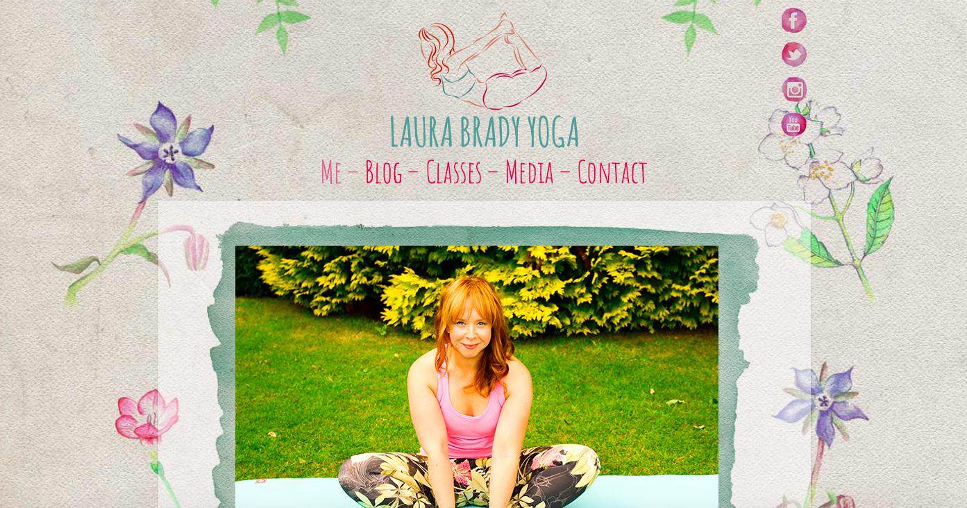 Laura Brady Yoga