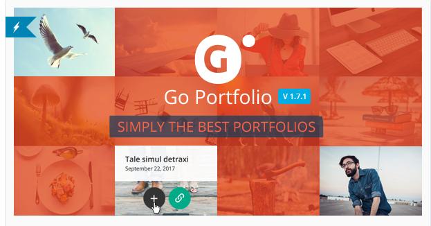 Go Portfolio plugin