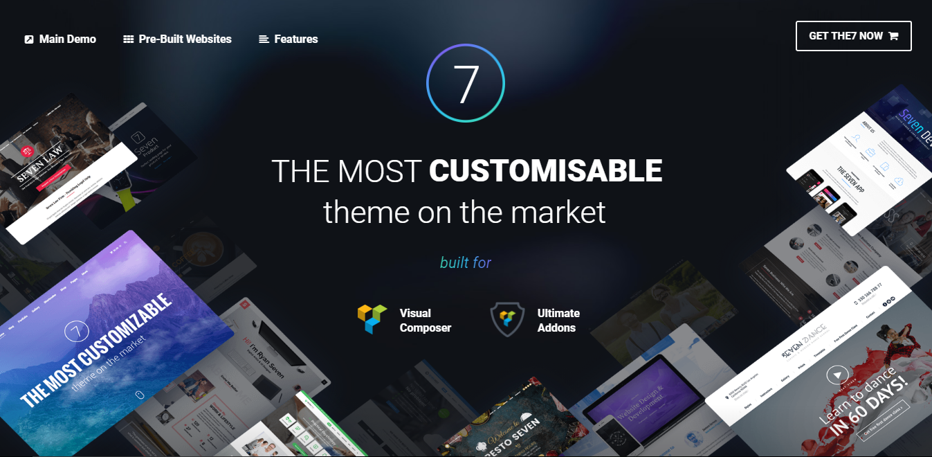 The7 theme
