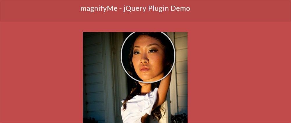 magnifyme plugin