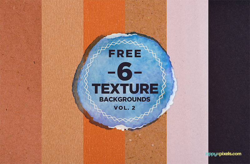 6 Free Paper Texture Backgrounds
