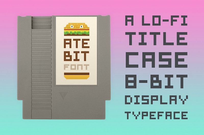 The Ultimate List of Over 35 Free & Paid 80s Fonts