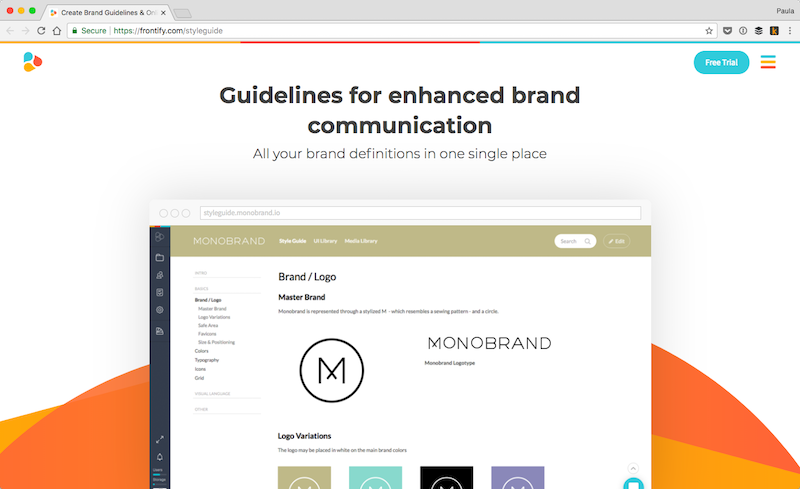 Style Guide by Fontify