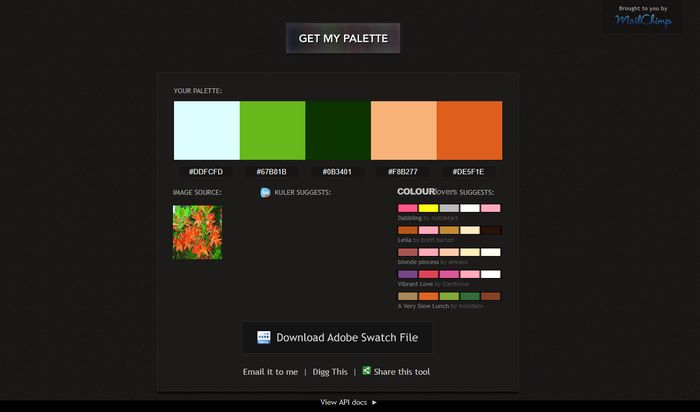 20 Best Color Palette Generators and Galleries for Designers