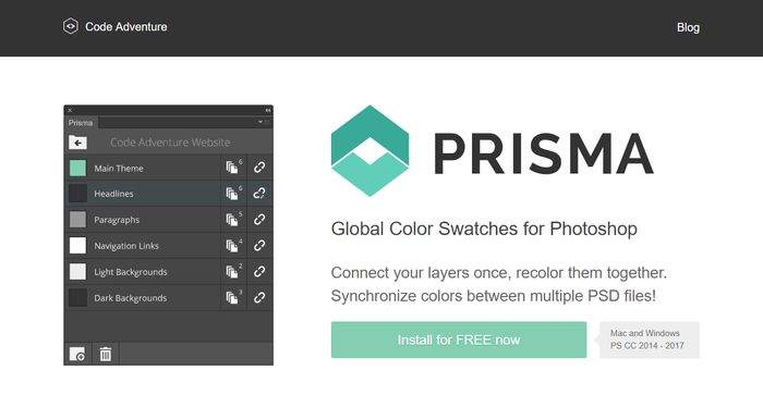 Prisma - Best Photoshop Plugins