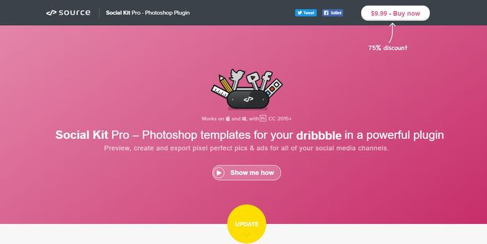 Top 10 Photoshop Plugins for Web Designers in 2019
