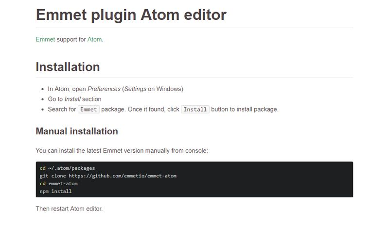 8 Best Atom Packages for Web Developers - Onextrapixel