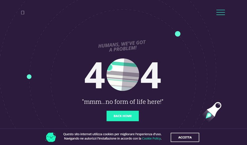 404 Page by Jinu