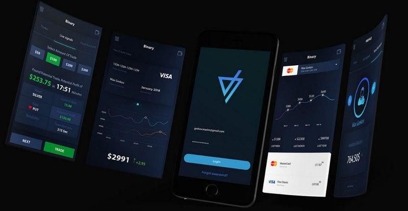 Blockchain Wallet by Maxim Grekov