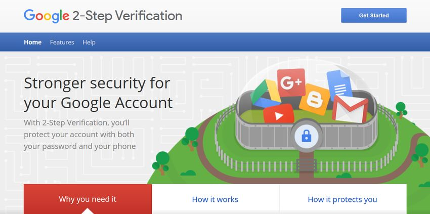 Google Two Step Authentication for SMTP Server