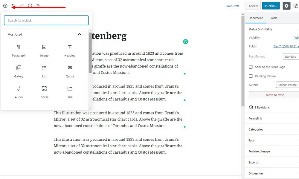 wordpress 5-gutenberg-editor- (3)