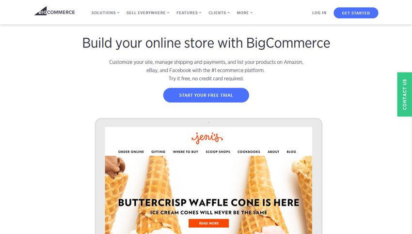 BigCommerce Online Store