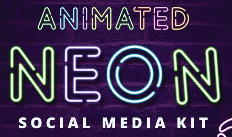 Neon One - best neon fonts