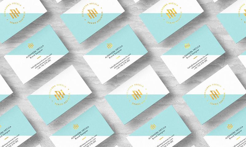 Personal Branding by Alexandra Necula